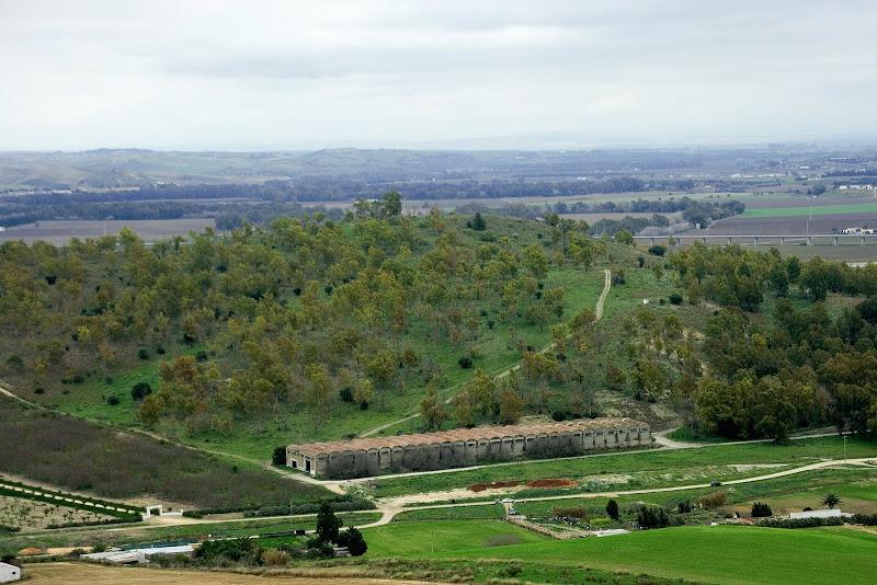 Vista del Cerro de La Bola desde San Cristóbal