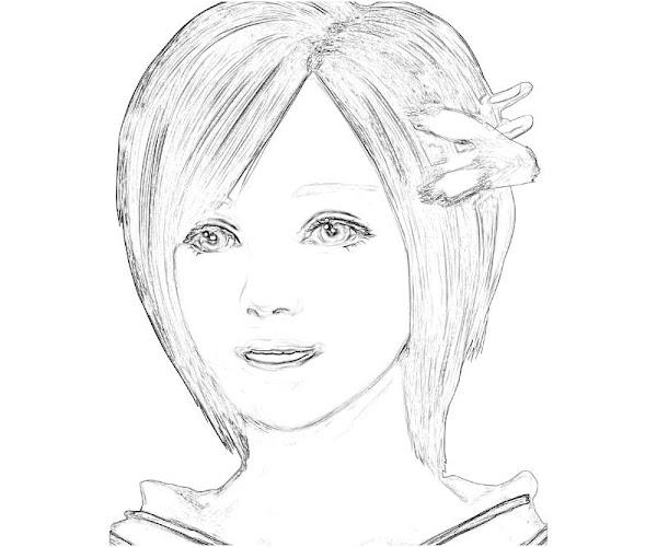 Princess Elise Coloring Pages