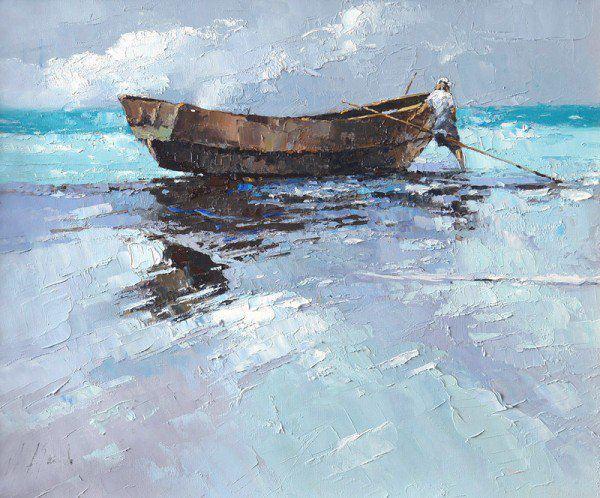 Alexi zaitsev 1959 impressionist painter