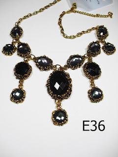 kalung aksesoris wanita e36