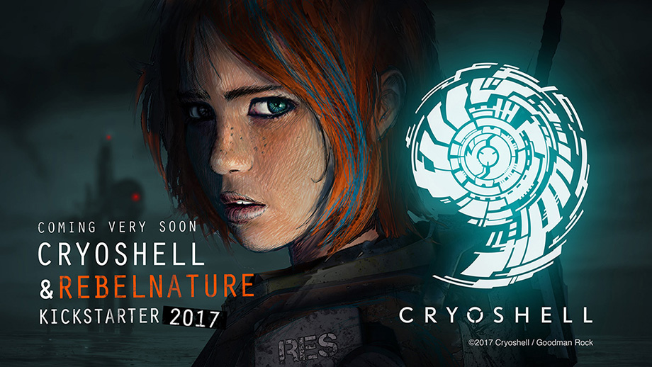 Cryoshell RebelNature 2017
