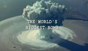 National Geographic – World's Biggest Bomb 2011 Documentary Movie Watch Online