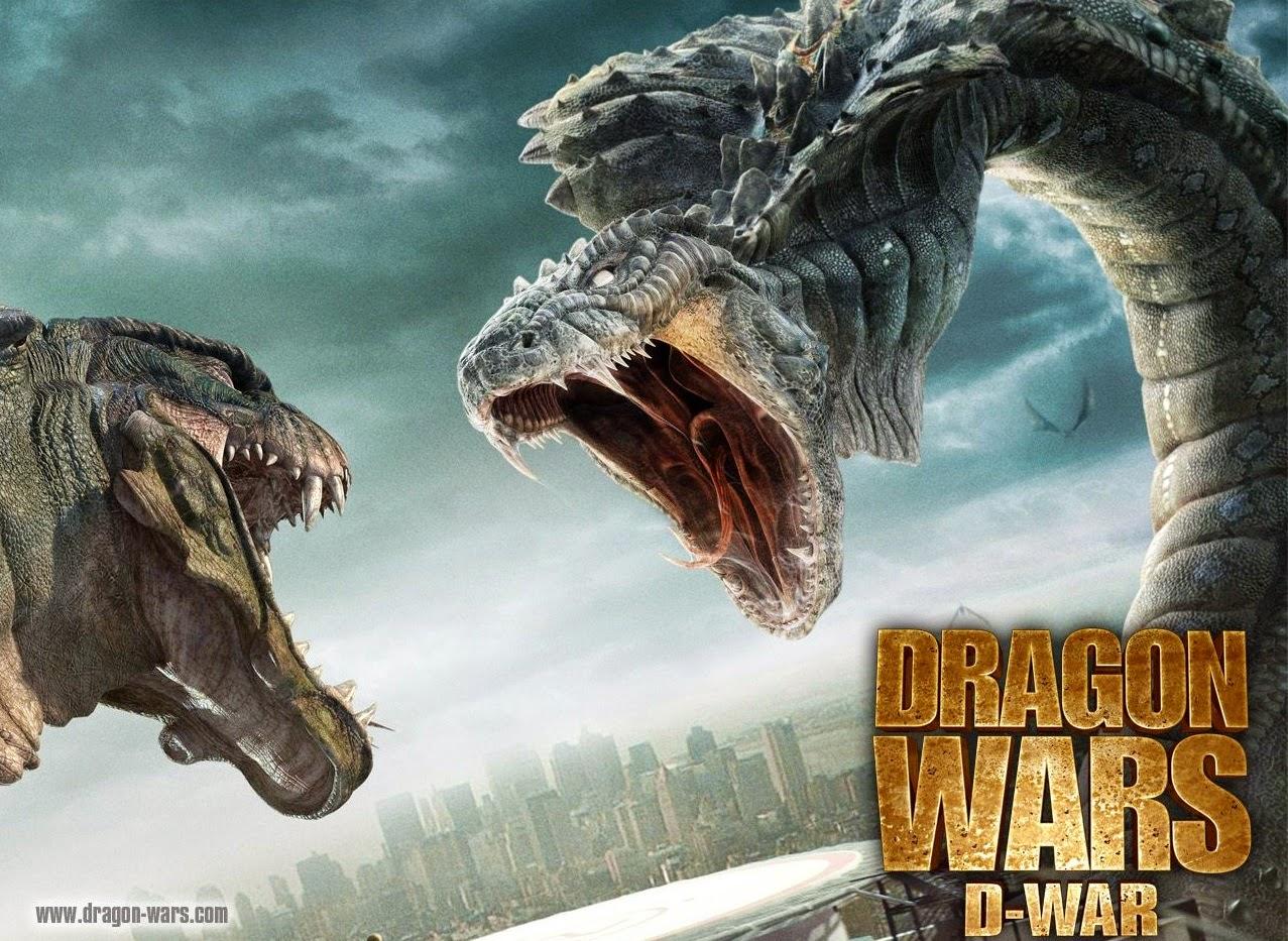 Dragon WarsDVD