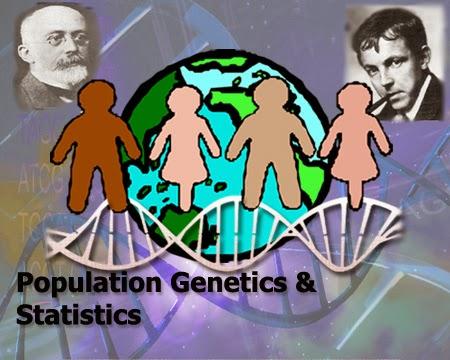 la variacion genetica de una poblacion: