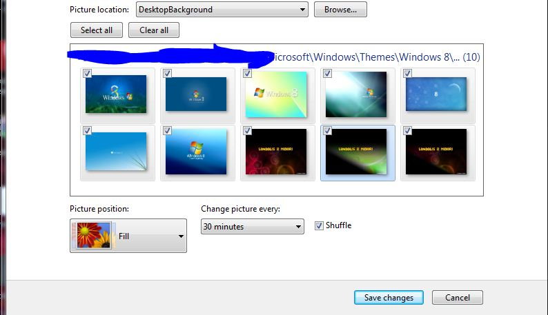 windows 8 theme. Windows 8 Theme pack For