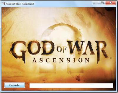 God Of War: Ascension KeyGen DOWNLOAD