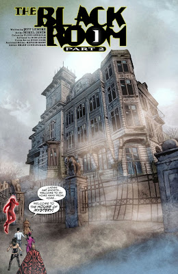 Page four of Justice League Dark #10