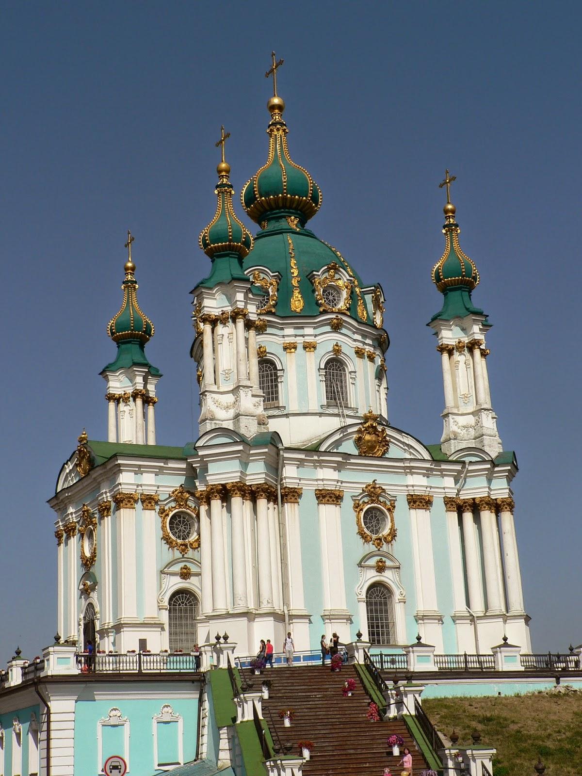 Андреевская-Церковь