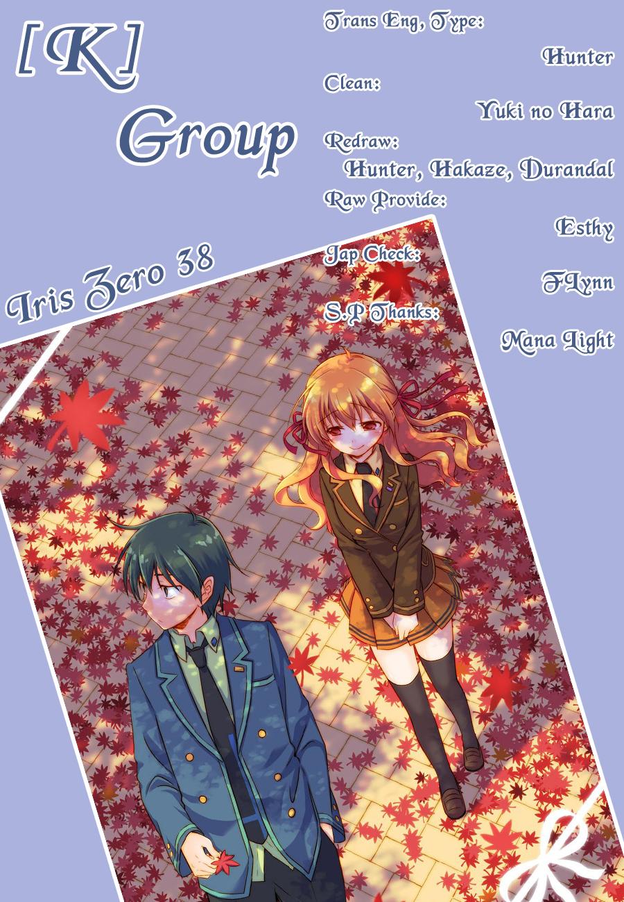Iris Zero chap 38 Trang 45 - Mangak.info