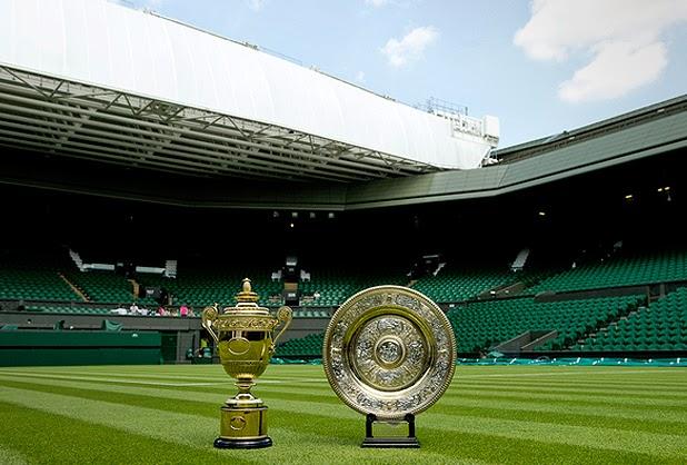 Wimbledon dará los mayores premios de la historia del tenis