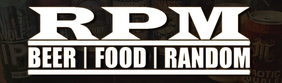 RPM: Beer | Food | Random