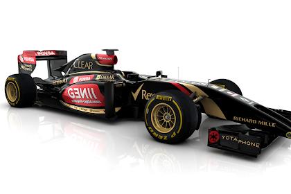 CAR: Lotus E22: The Female F1 Car, Automotifblog.com