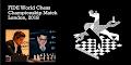 Mundial Carlsen - Caruana.