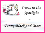 Spotlight Penny Black and More