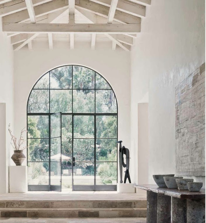 Arched Foyer Window : Cococozy my kind of glass front doors