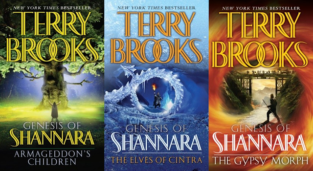 Genesis of Shannara by Terry Brooks