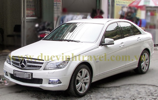 Cho thuê xe Mercedes C200 VIP