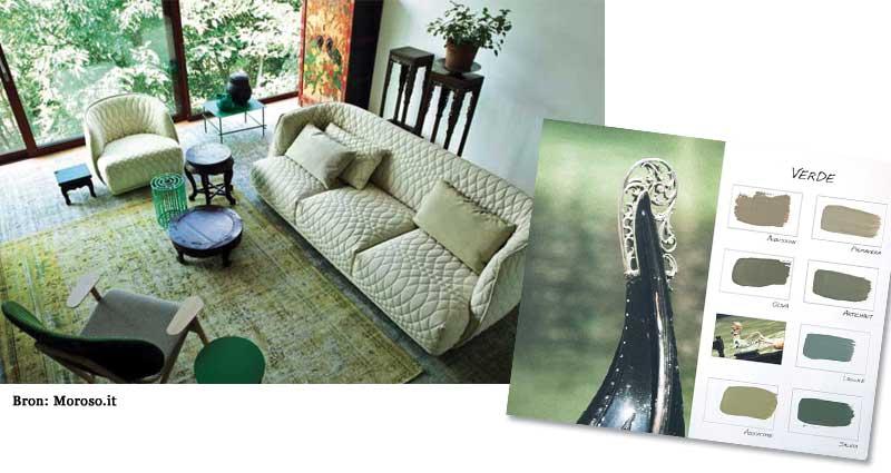 Carte Colori: Breng de lente in je huis met groen!