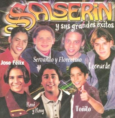 Vocalistas de Salserín (Antiguas generaciones)