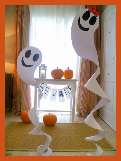 Tarde de hadas decorar la casa para halloween - Decorar casa para halloween ...
