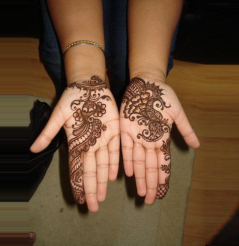 Mehndi Designs For Hands  Simple Arabic Mehndi Designs For Kids