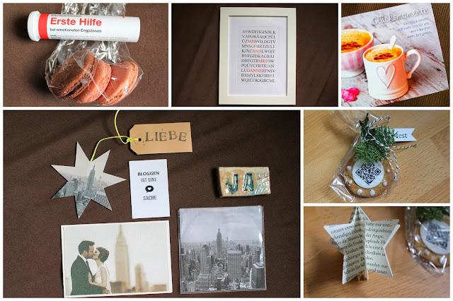 Geschenke Blogger