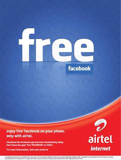facebook airtel