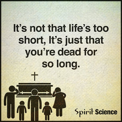 """Spirit Science Quotes"""