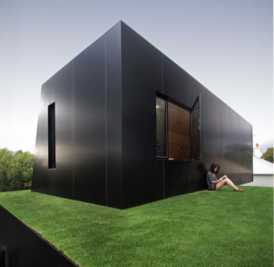 Hill House By Andrew Maynard Architects: The Hillhouse Of Melbourne, Australia By Andrew Maynard