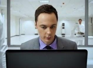 """Sheldon, de """"Big Bang Theory"""", é o novo garoto-propaganda da Intel"""