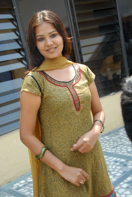 Actress Thanmai Photos