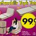 Sultanzade Katlanabilir Yaylı Yatak 99,00 TL - A101 Aktüel Ürünler - 7 Haziran 2012