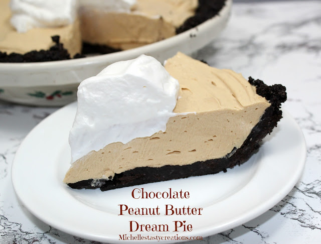 Chocolate Peanut Butter Pie Recipe! - The Frugal Girls