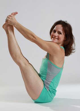 Ubhaya  Padangusthasana Variation