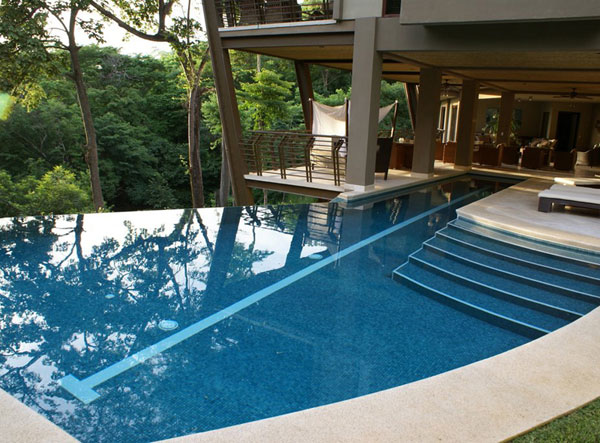 Home buyers 39 plan to the court of your own paradise in for Pool design costa rica