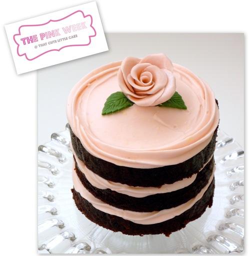 Miette Chocolate Cake
