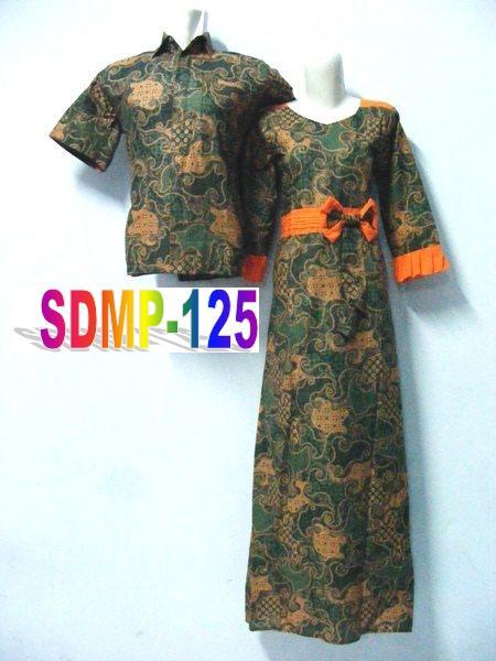 Model Baju Games Jual Model Baju Batik Pasangan Muda