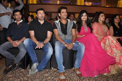 "Photos: Bhojpuri Movie ""Ghulami"" Music Launch"