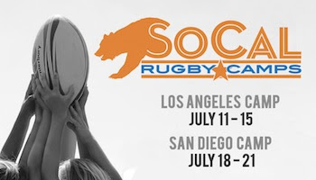 SoCal Rugby Camps