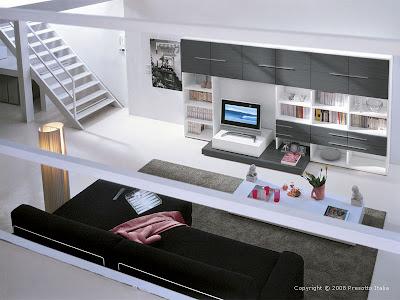 Modern Living Room 6