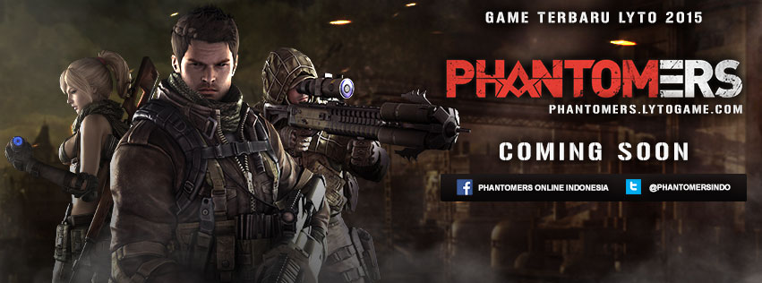 Download Game FPS Phantomers Lytogame Indonesia