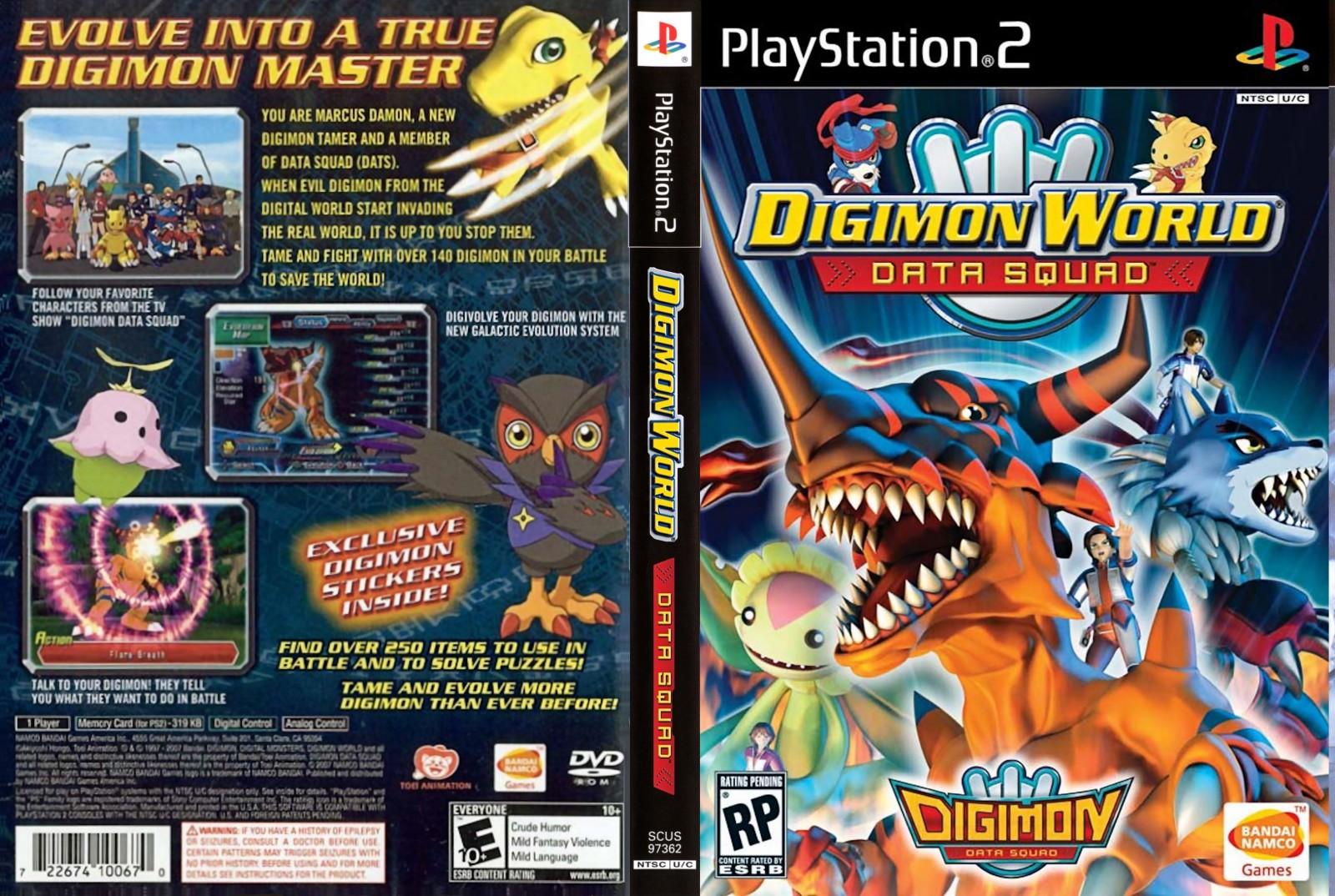 É mais um jogo para PS2,e também um RPG,na minha opinião um muito