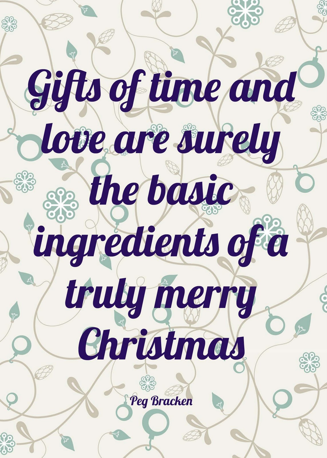 Merry Christmas Card Quotes HD