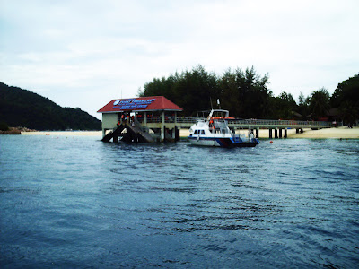 Pulau Redang Marine Park Jetty