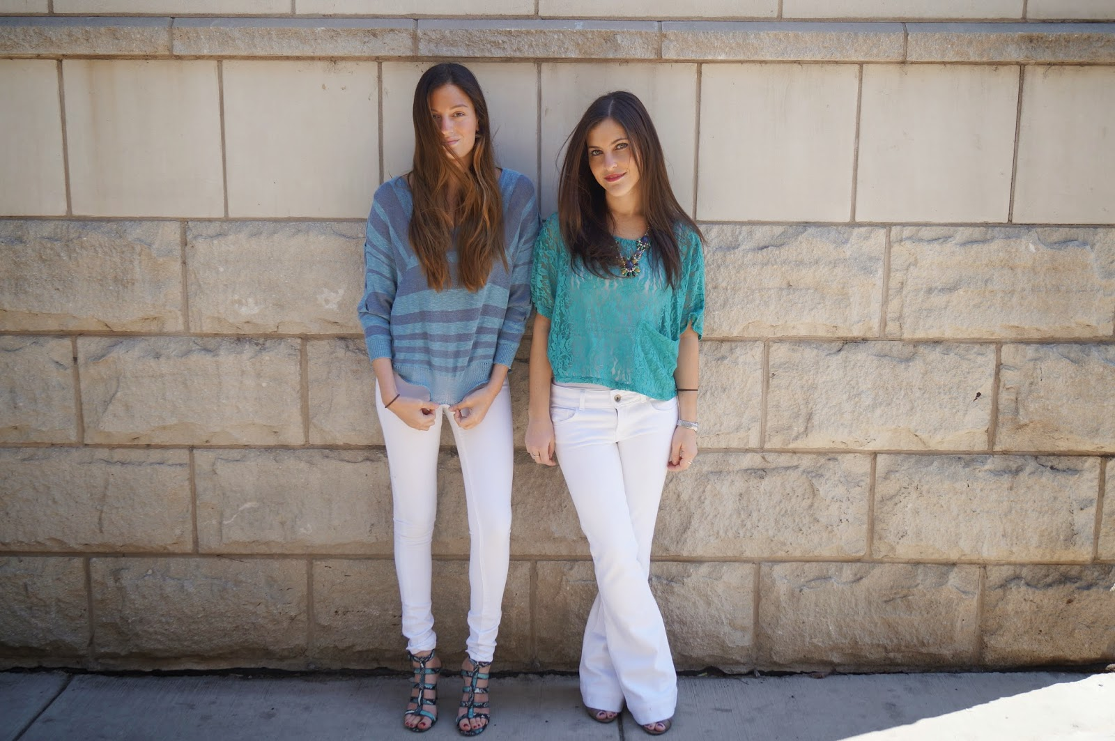 white jeans memorial day