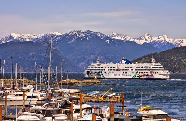 ferry, ferries, horseshoe bay, beautiful british columbia