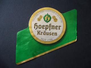 Hopefner Kräusen Bier