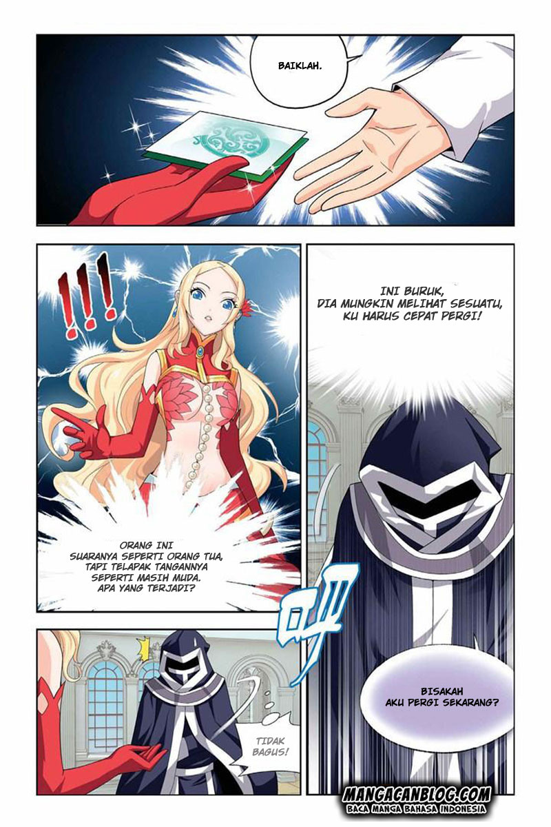 Battle Through Heaven Chapter 08-23
