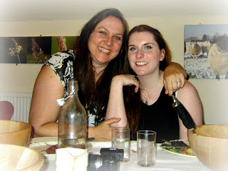 weightloss, mum and daughter