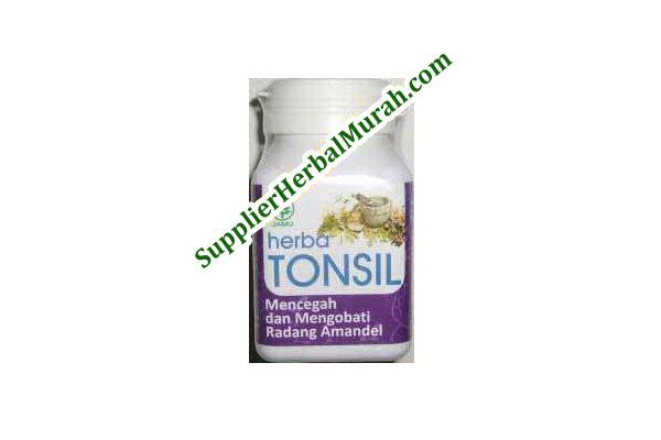Herba Tonsil (Mencegah dan Mengobati Radang Amandel)